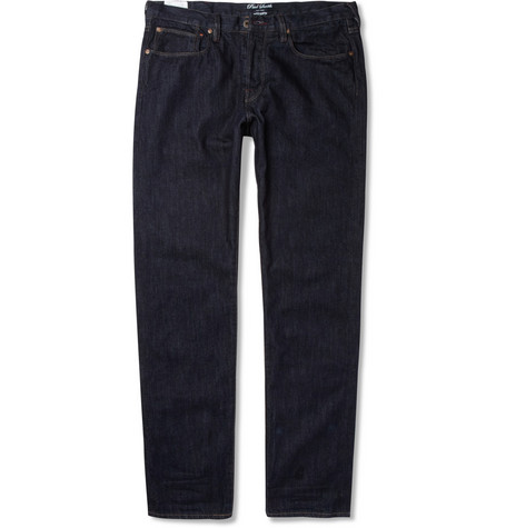 Red Ear Straight-Fit Washed Selvedge Denim Jeans