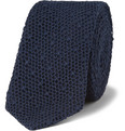 Marwood - Mesh Lace and Silk Tie