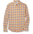 Gant Rugger - Textured Cotton and Linen-Blend Shirt