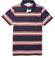 Gant Rugger Striped Cotton Polo Shirt