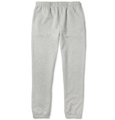 Sunspel Loopback Cotton-Jersey Sweatpants