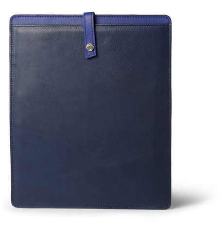 WANT Les Essentiels de la Vie Capital Leather iPad Sleeve