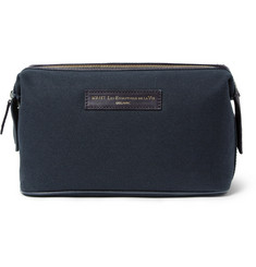 WANT Les Essentiels de la Vie Kenyatta Cotton-Canvas Wash Bag