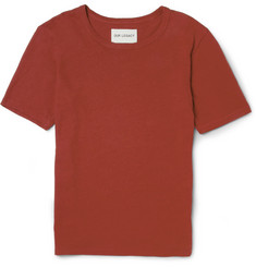 Our Legacy Mid-Sleeve Cotton-Blend T-Shirt