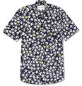 Our Legacy Swallow-Print Lightweight Shirt