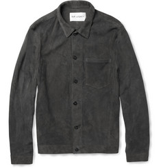 Our Legacy Suede Overshirt