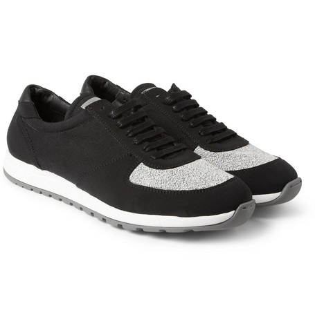 Our Legacy Runner Fabric Sneakers