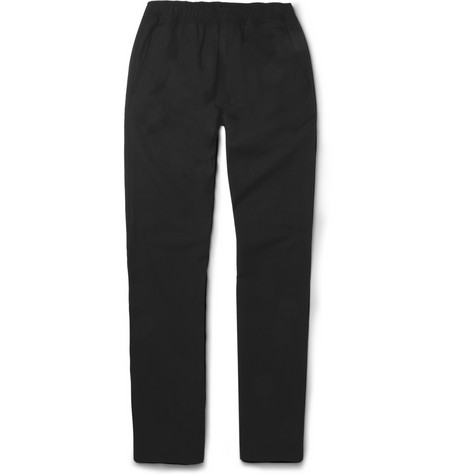 Our Legacy Stright-Leg Twill Trousers