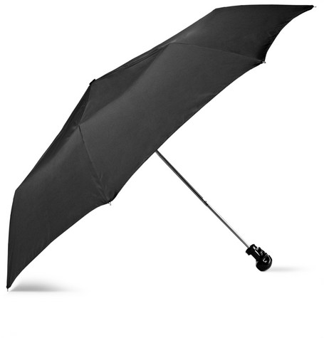 Alexander McQueen Collapsible Skull Handle Umbrella