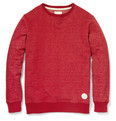 Saturdays NYC - Bowery Loopback Cotton-Jersey Sweatshirt