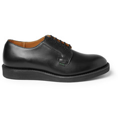 Red Wing Shoes Rubber-Soled Leather Derby Shoes