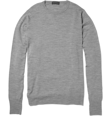 John Smedley sweater - what to wear for dating - personal shopping/styling men