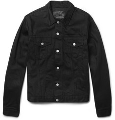 Jean Shop Dry Selvedge Denim Jacket