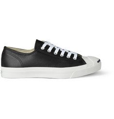 Converse Jack Purcell Leather Sneakers