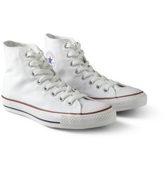 Converse - Chuck Taylor All Star Canvas High Top Sneakers