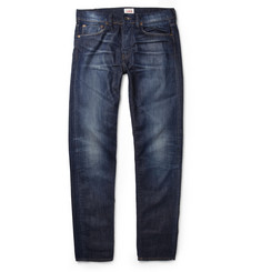 Edwin ED80 Straight-Leg Selvedge Denim Jeans