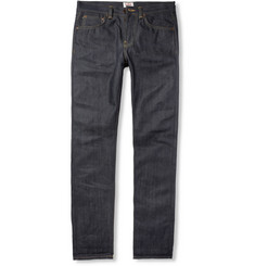 Edwin ED80 Slim-Fit Dry Selvedge Denim Jeans