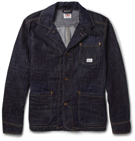 Edwin Road Denim Jacket