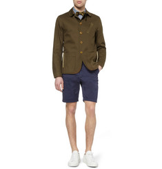 Oliver Spencer Navigator Cotton Jacket