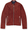 Oliver Spencer - Brunswick Suede Jacket