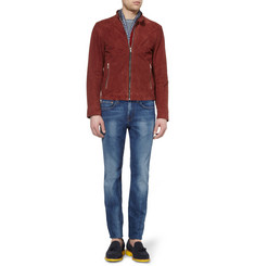 Oliver Spencer Brunswick Suede Jacket