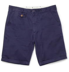 Oliver Spencer Cotton Shorts