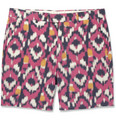 Hentsch Man - Newport Printed Cotton Shorts