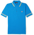 John Smedley Coleman Knitted Sea Island Cotton Polo Shirt