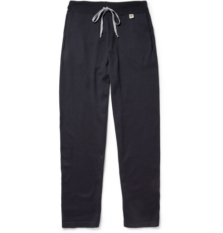 John Smedley Inverdale Sea Island Cotton Sweatpants