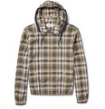 YMC - Plaid Bomber Jacket