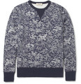 YMC Printed Loopback Cotton Sweatshirt