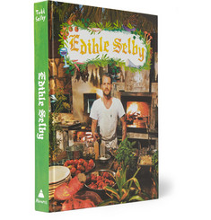 The Selby Edible Selby by Todd Selby Hardcover Book
