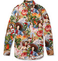 Gitman Vintage - Printed Cotton Shirt