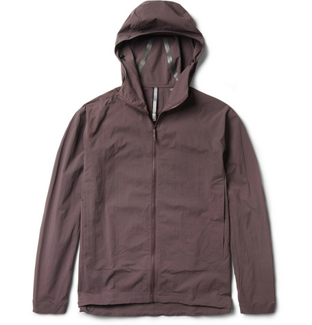 Arc'teryx Veilance Isogon Hooded Waterproof Jacket