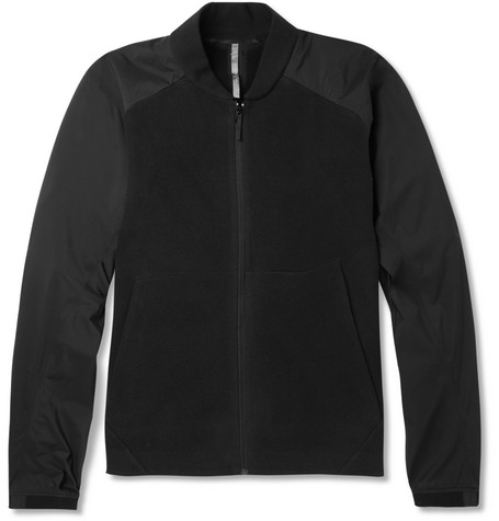 Arc'teryx Veilance Subset Cotton-Blend Bomber Jacket