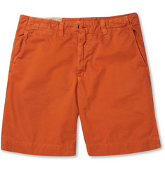 Billy Reid Boman Cotton Shorts