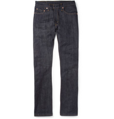 Levi's Vintage Clothing 1967 505 Slim-Fit Dry Selvedge Denim Jeans