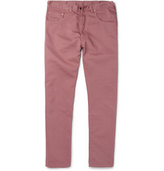 Levi's Vintage Clothing 519 Cropped Slim-Fit Cotton Trousers