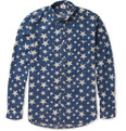 Levi's Vintage Clothing - 1960s Star-Print Cotton Shirt
