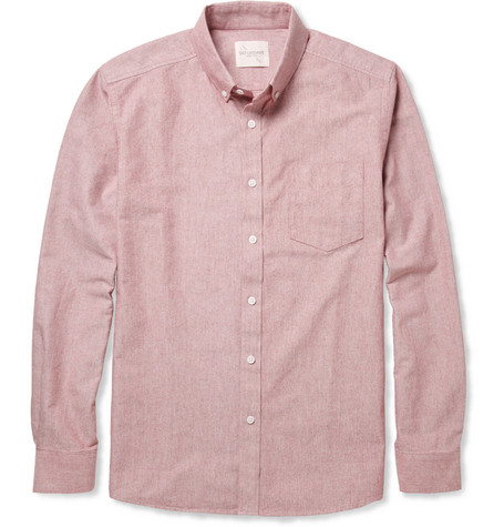 Saturdays Surf NYC Crosby Slim-Fit Cotton Oxford Shirt