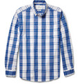 Saturdays Surf NYC - Crosby Plaid Cotton Shirt