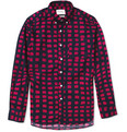 Saturdays NYC - Crosby Printed Button-Down Collar Cotton Shirt