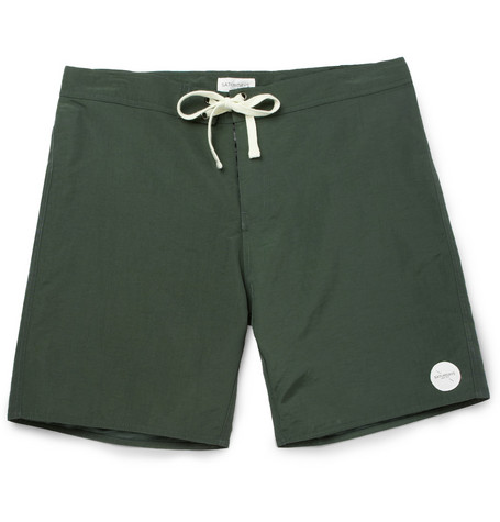 Saturdays Surf NYC Colin Mid-Length Swim Shorts