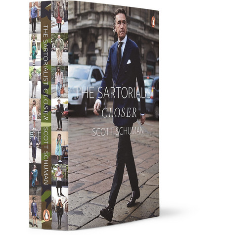 The Sartorialist The Sartorialist: Closer by Scott Schuman Paperback Book