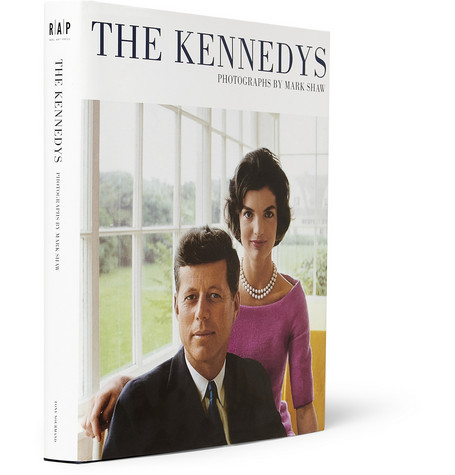 Reel Art Press The Kennedys By Mark Shaw and Tony Nourmand  Hardcover Book
