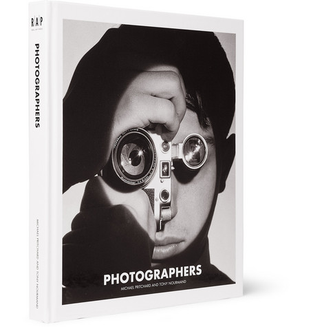 Reel Art Press Photographers Hardcover Book