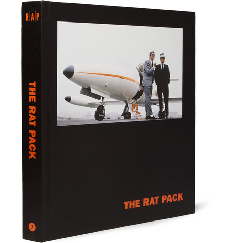Reel Art Press The Rat Pack Master Edition Hardcover Book
