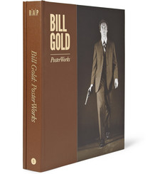 Reel Art Press Bill Gold: Poster Works Master Edition Hardcover Book and Print Set