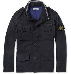 Stone Island David Light-OVD Hooded Field Jacket