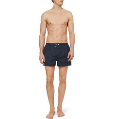 Schiesser Striped Cotton Boxer Shorts